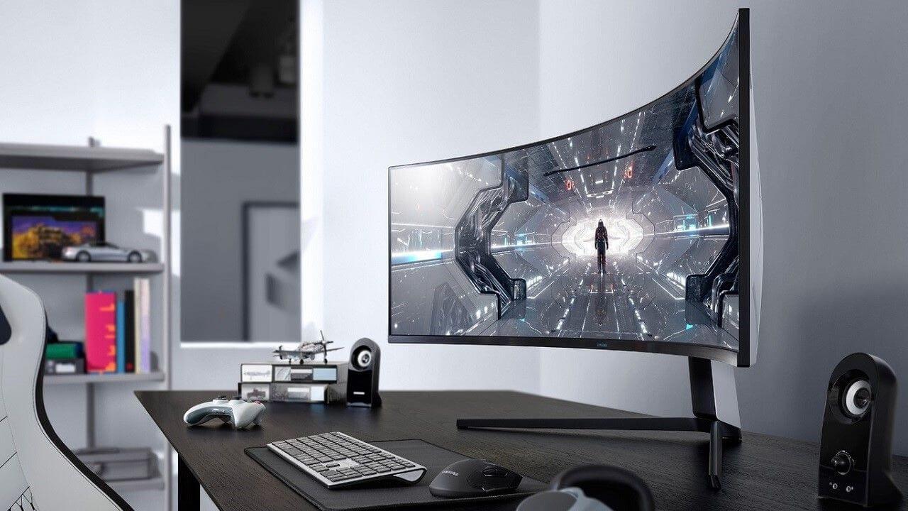 samsung odissey monitor