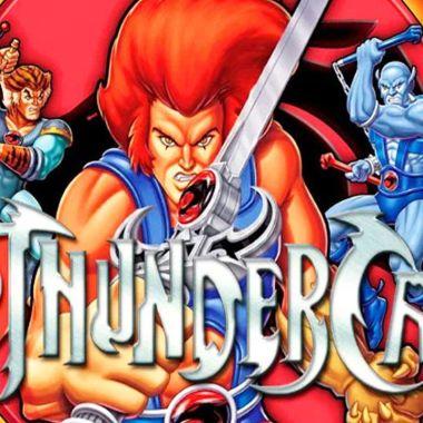 Thundercats cosplay Leono Caricatura de los 80