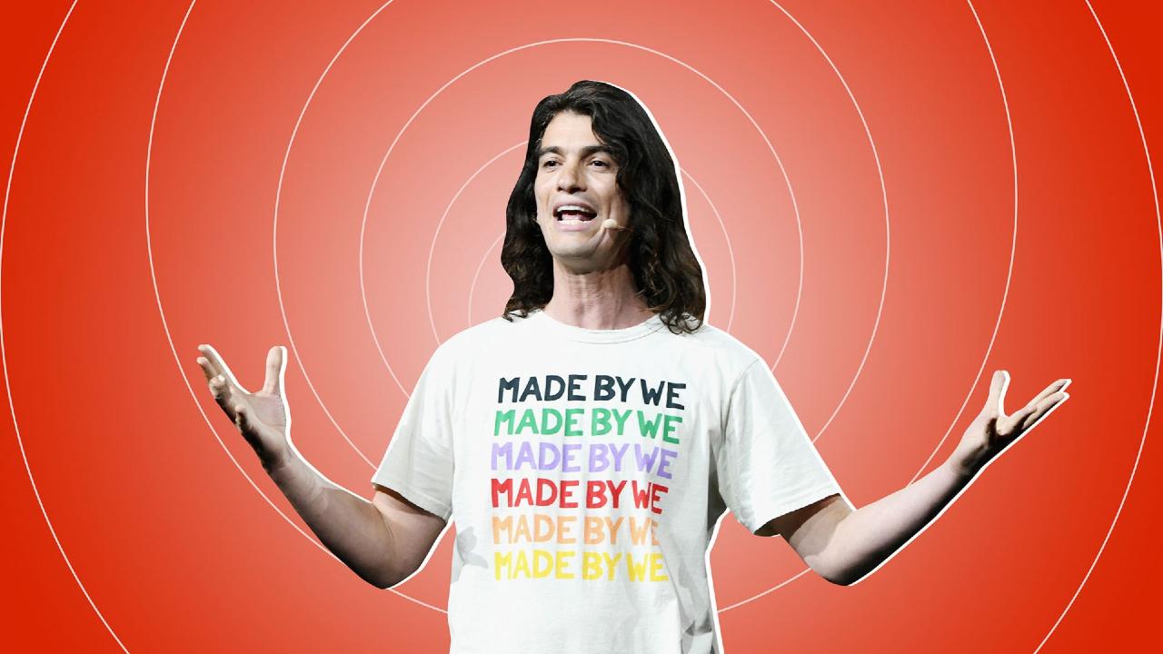 WeWork Documental SXSW Adam Neumann