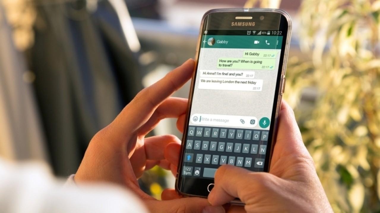 whatsapp como quitar mensaje escribiendo