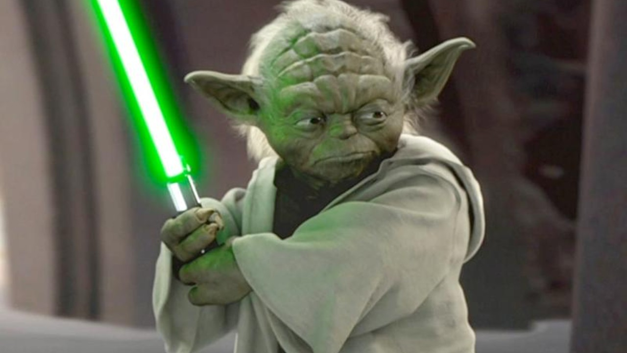 yoda star wars maestro jedi