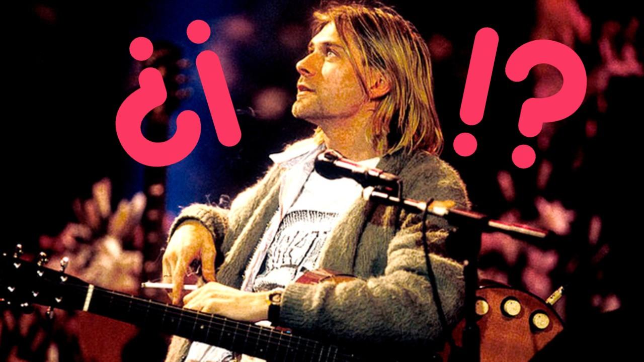 ¿Inteligencia Artificial compone nueva canción de Nirvana?