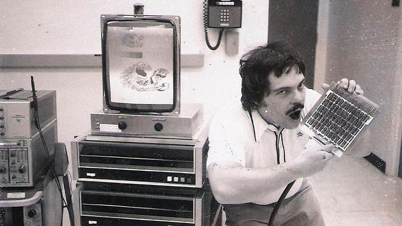 Alan Kay y la Xerox Alto
