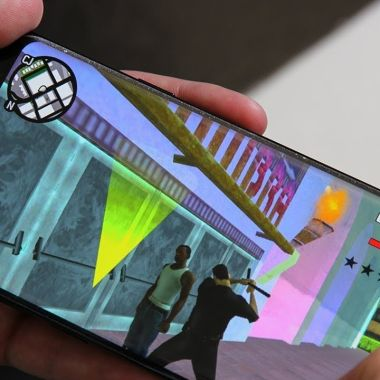 grand theft auto android smartphone gamer