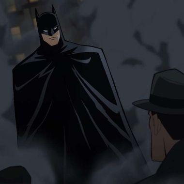 Batman The Long Halloween película Tráiler Animación