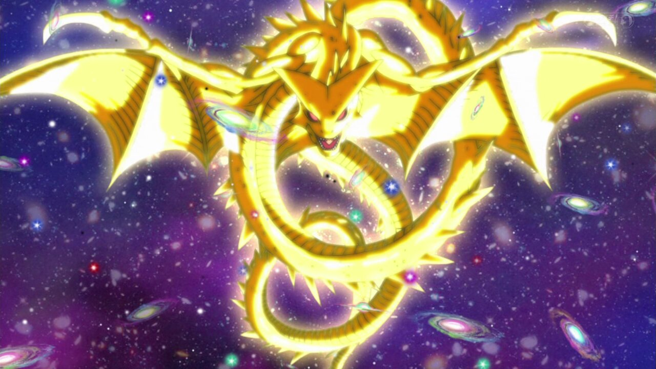 dragon ball super shenlong poder