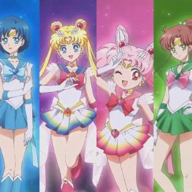 Este fan art de Sailor Moon nos demuestra que cualquiera puede ser una gran Sailor Scout