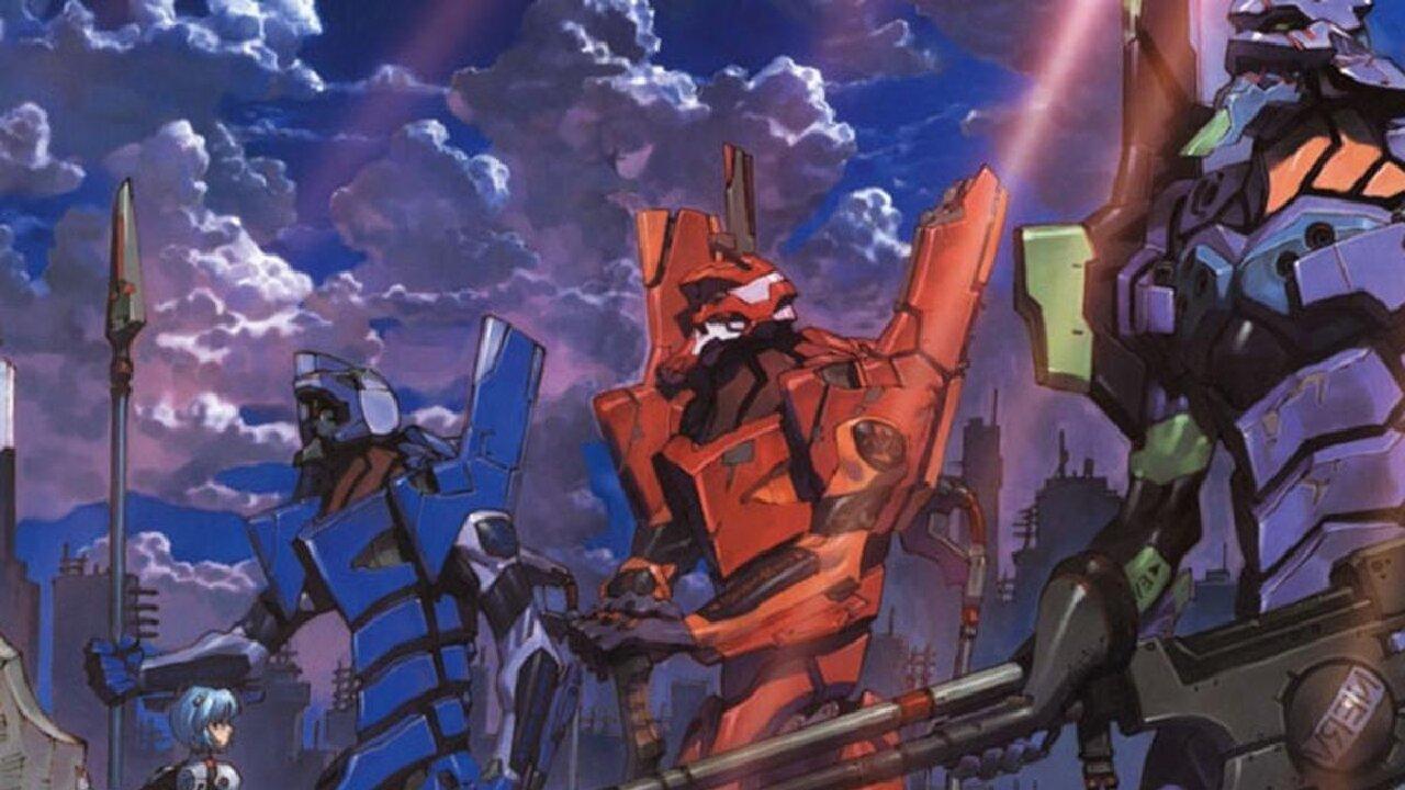 evangelion anime ranking poder evas