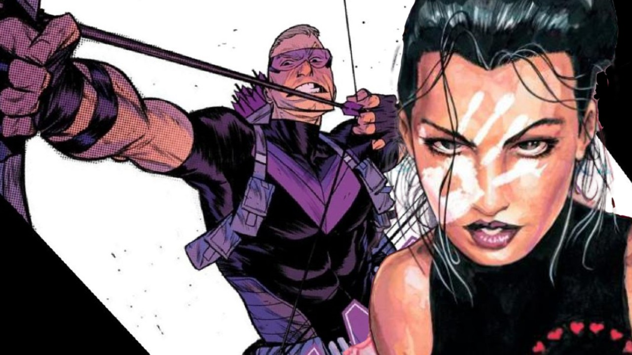 Marvel Hawkeye Echo Serie Disney+