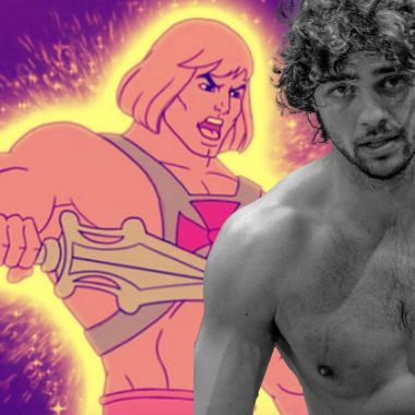 Noah Centineo He-Man Masters of the Universe Película Live-action