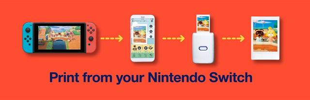 Impresora Nintendo Fujifilm NIntendo Switch Pokémon