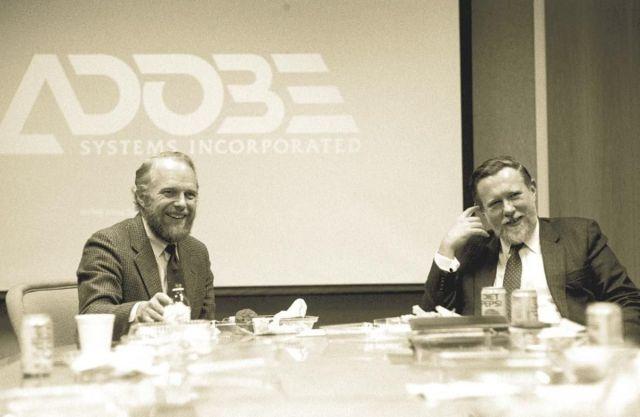 Charles Geshke fue cofundador de Adobe