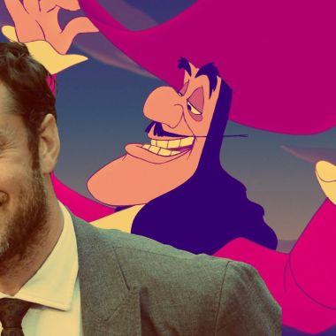 Jude Law Capitán Garfio Live-action Peter Pan and Wendy