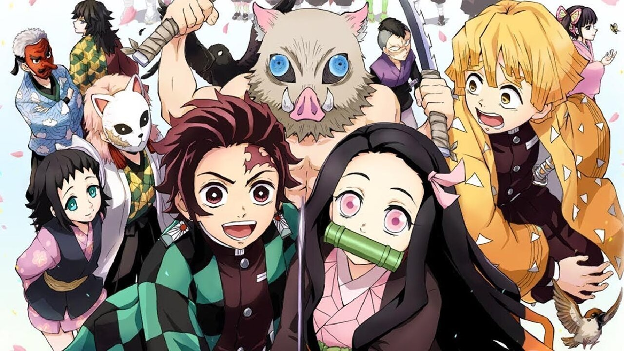 demon slayer anime online legal