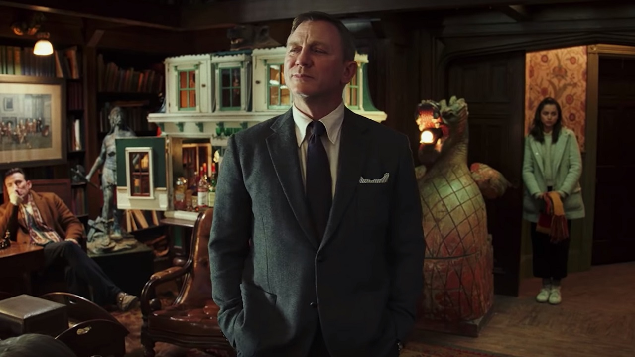 Netflix Secuelas Knives Out Película Daniel Craig