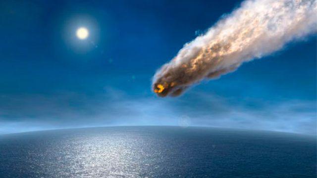 En caso de meteorito sí se usarán bombas nucleares