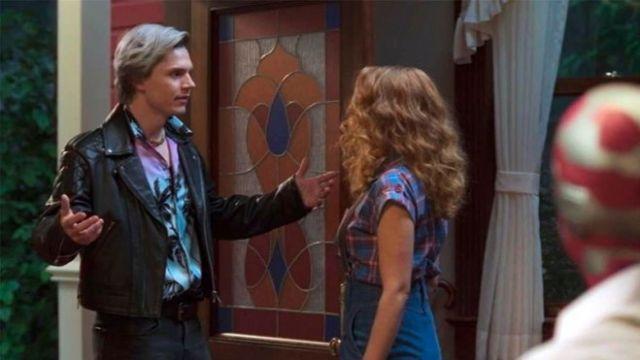 Pietro y Wanda en WandaVision