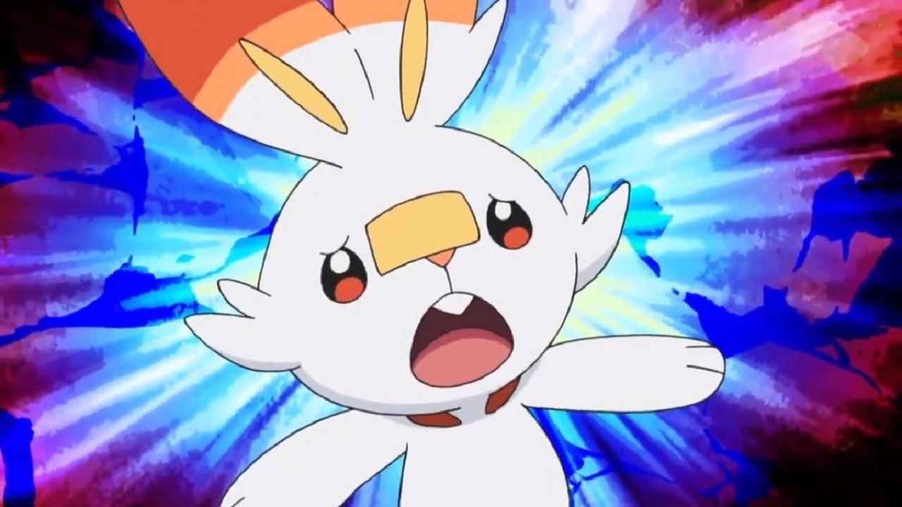 Pokémon Anime Scorbunny Cosplay