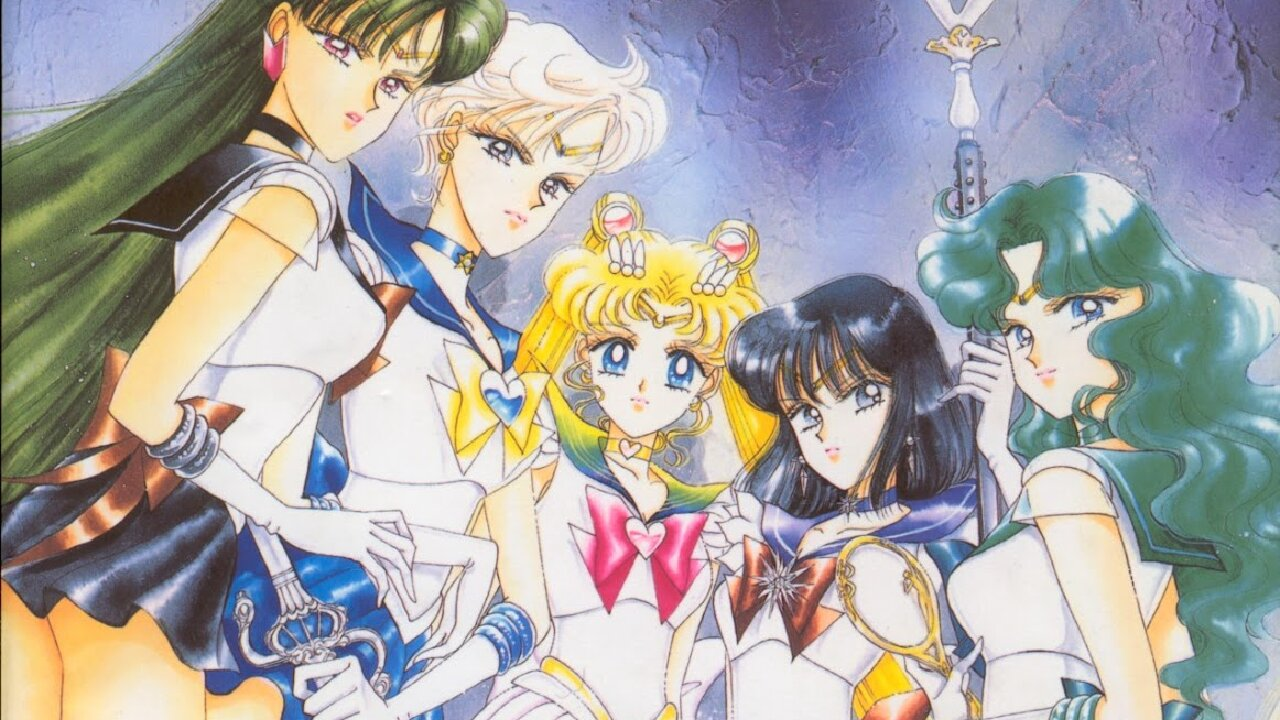 sailor moon serena tsukino manga