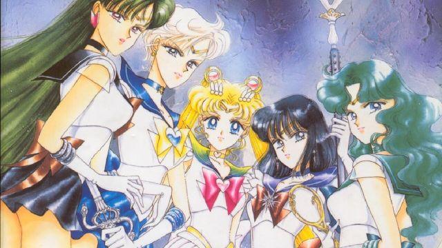 sailor moon serena tsukino manga