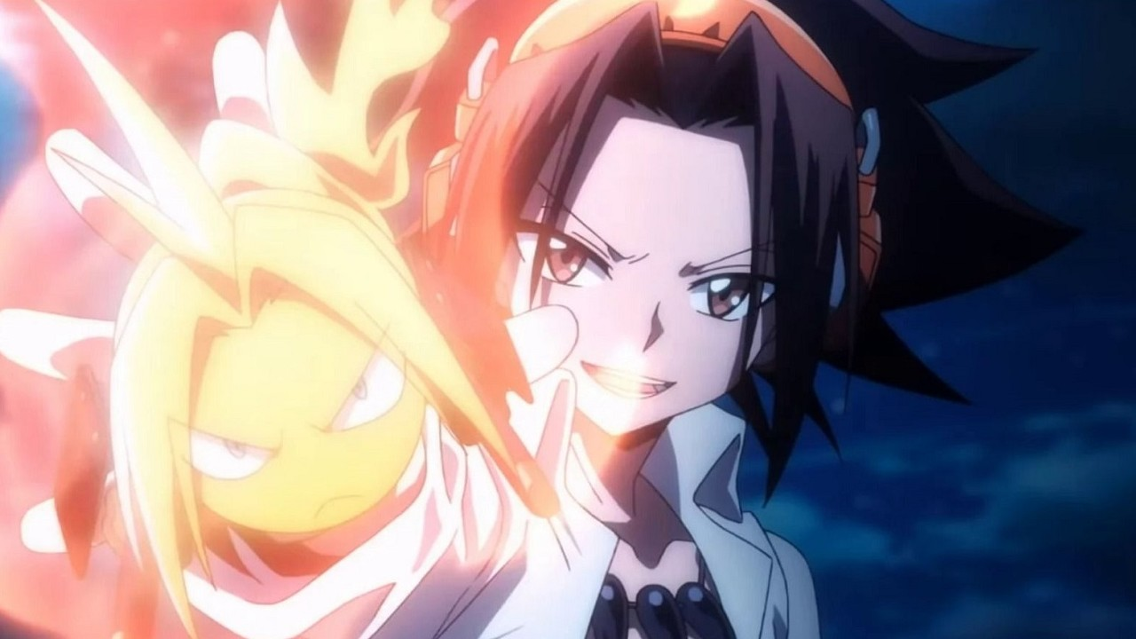 Nuevo Anime Shaman King Opening