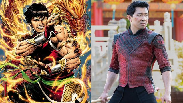 shang chi marvel comics mcu 10 anillos