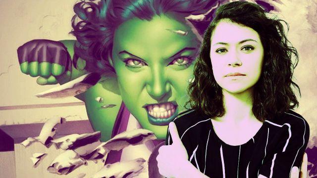 She-Hulk Serie Tatiana Maslany Jennifer Walters Marvel Studios