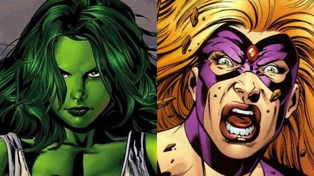 She-Hulk Serie Marvel Disney+ Villana