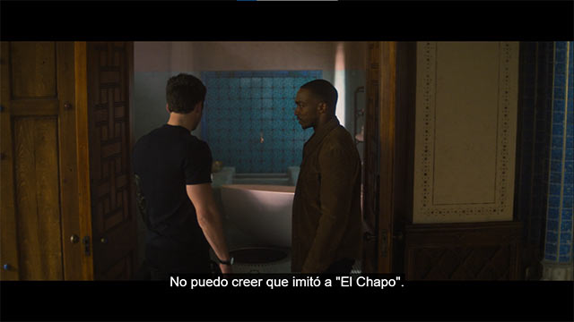 Chapo Guzmán The Falcon and the Winter Soldier Marvel Zemo