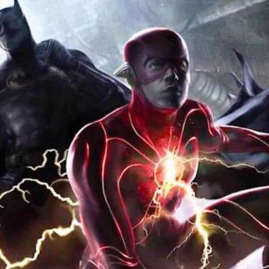 batman the flash michael keaton