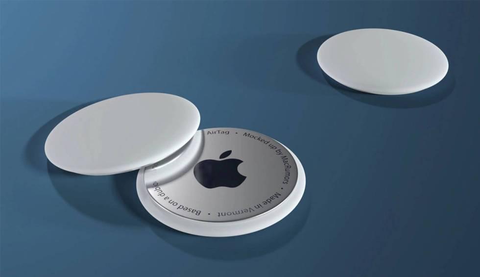 Airtags de Apple serían anunciados en próximo 20 de abril.