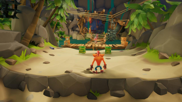 Crash Bandicoot 4 Nintendo Switch
