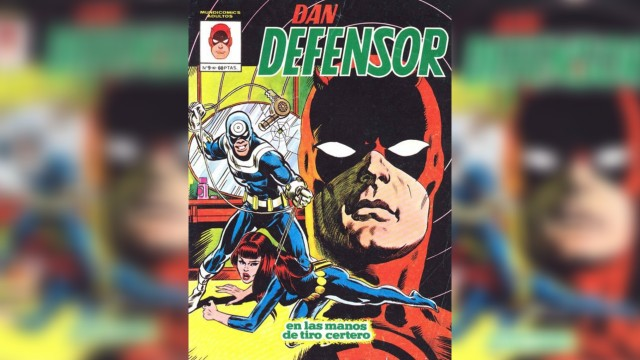 dan defensor comic marvel daredevil