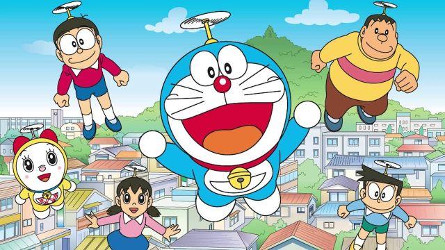 Doraemon también conoció a Shinsuke Kikuchi