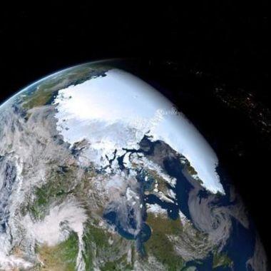 eje de la tierra cambia por calentamiento global