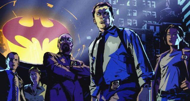 La nueva serie de Batman tendra a James Gordon como protagonista.