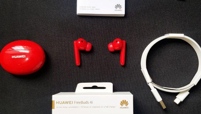 Huawei Frebuds 4i review