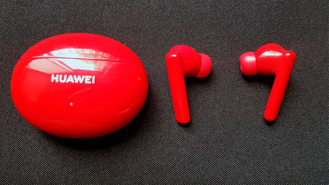 Reseña Huawei Freebuds 4i