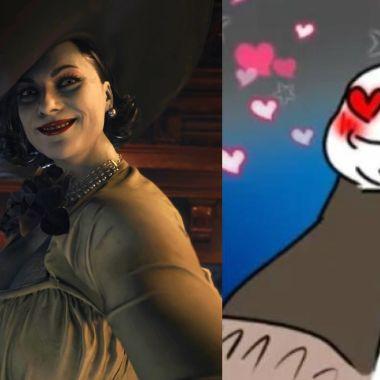 Lady Dimitrescu aparecerá en Resident evil 8
