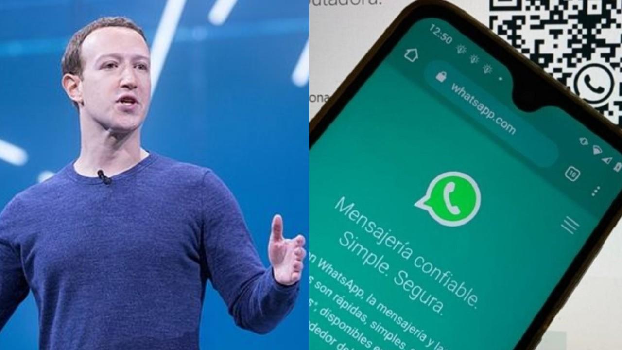Mark Zuckerberg no usuaria WhatsApp sino Signal, la app de su competencia.