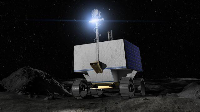 NASA Misión Buscar Agua en Marte