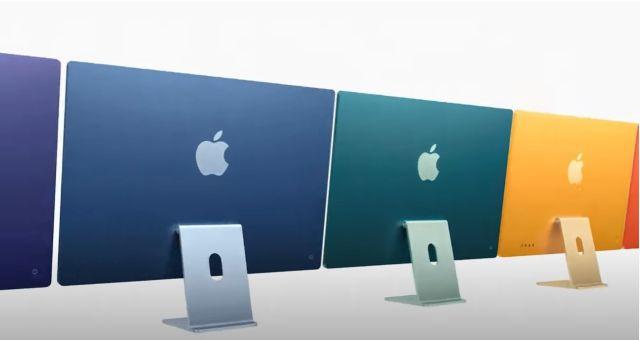 Imac 2021 de apple