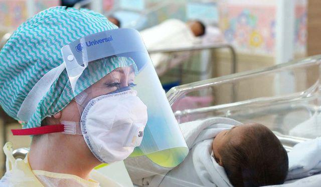recien nacidos covid-19 contagio