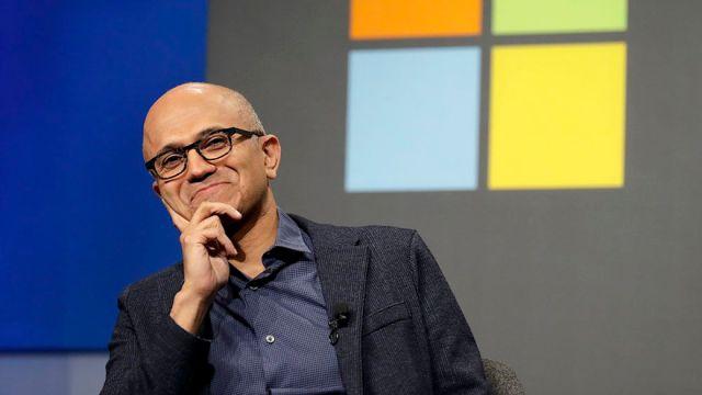 Satya Nadella, Ceo de Microsoft