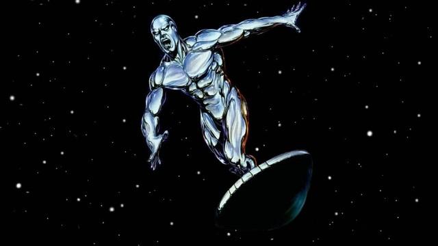 silver surfer estela plateada marvel