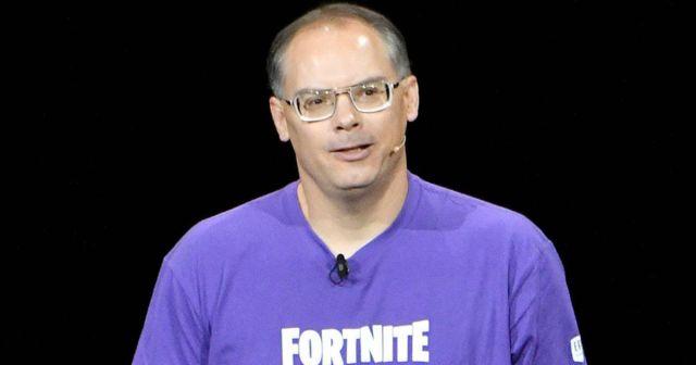 Tim Sweeny es el creador de Fortnite