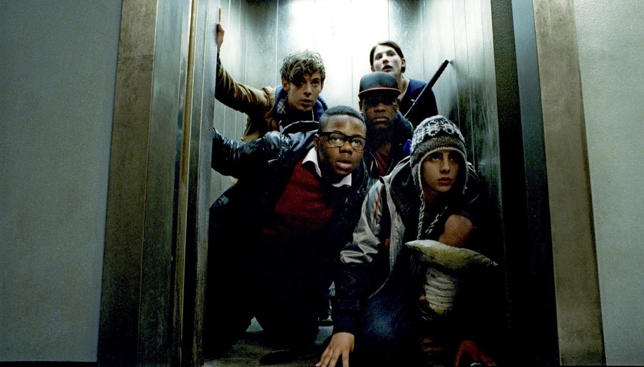 Nueva Película Attack the Block con John Boyega y Joe Cornish