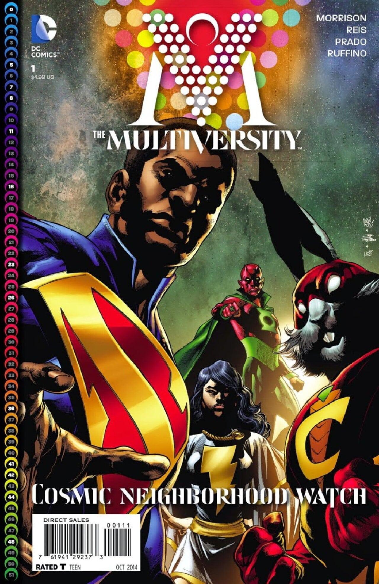 calvin ellis superman negro multiversity