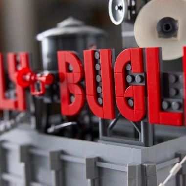 LEGO Marvel Daily Bugle Set de Lego
