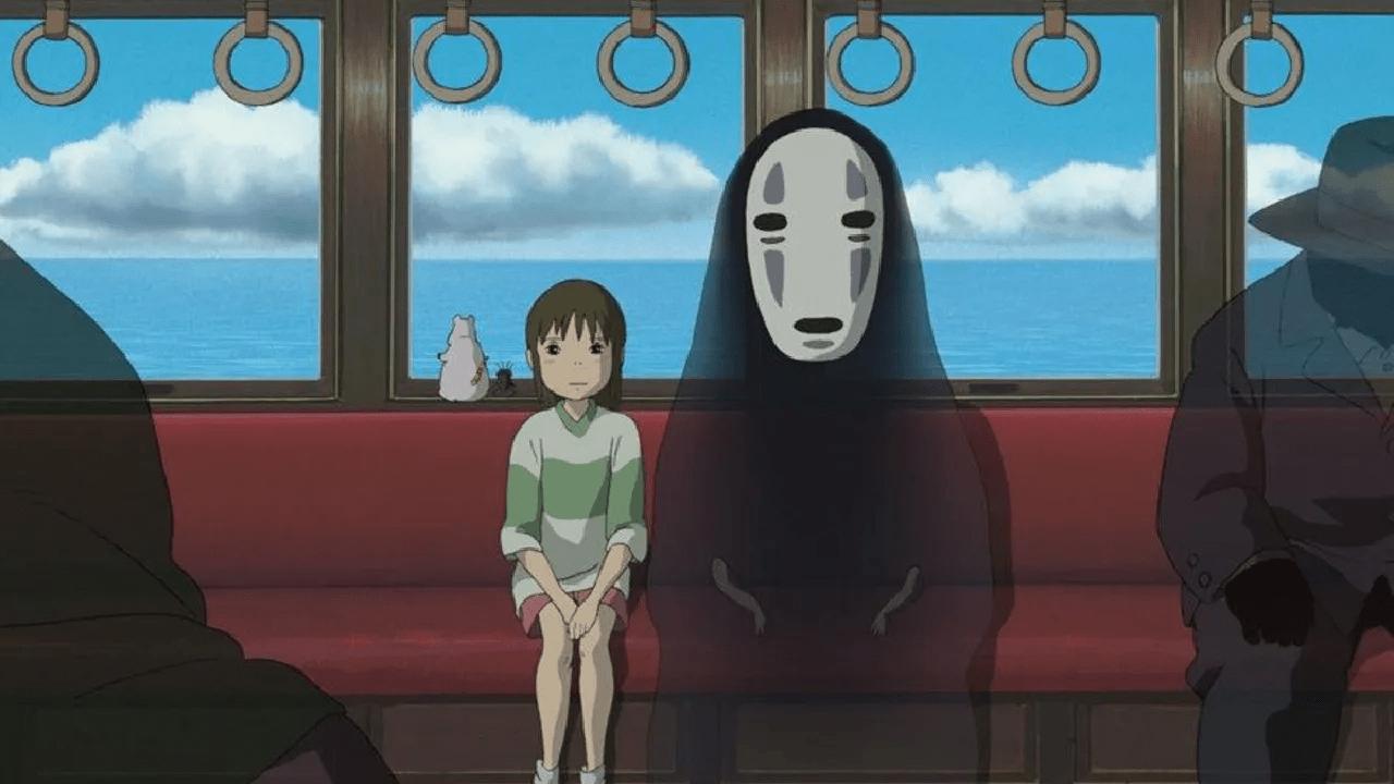 studio ghibli el viaje de chihiro anime